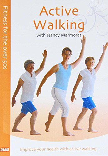 Fitness for the Over 50s - Active Walking [DVD] from Duke Video