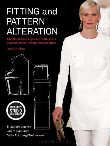 Fitting and Pattern Alteration: Bundle Book + Studio Access Card from Fairchild Books