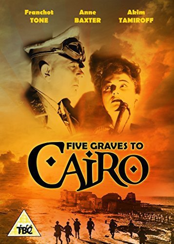 Five Graves To Cairo [DVD] from Odeon Entertainment