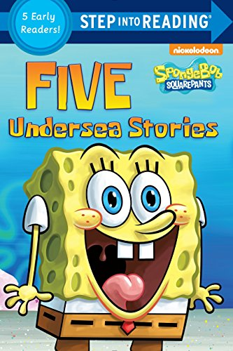 Five Undersea Stories (Spongebob Squarepants) (Step Into Reading) from Random House Books for Young Readers
