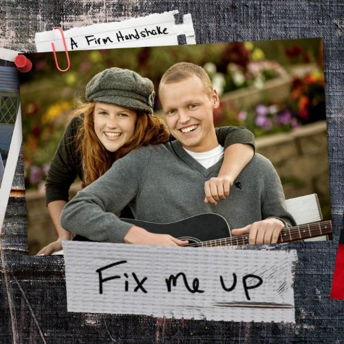 Fix Me Up - Deluxe Edition from ROCK THE CAUSE
