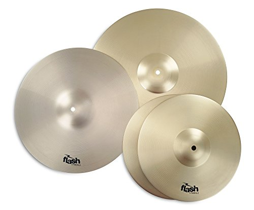 Flash Impact Series 368 Cymbals Set from Flash