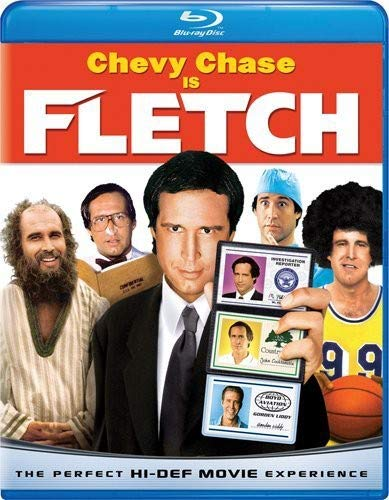 Fletch [Blu-ray] [1985] [US Import] from Universal Home Video
