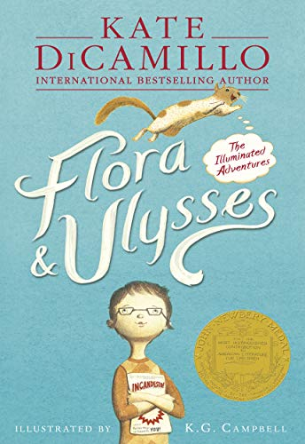 Flora & Ulysses: The Illuminated Adventures from Walker Books