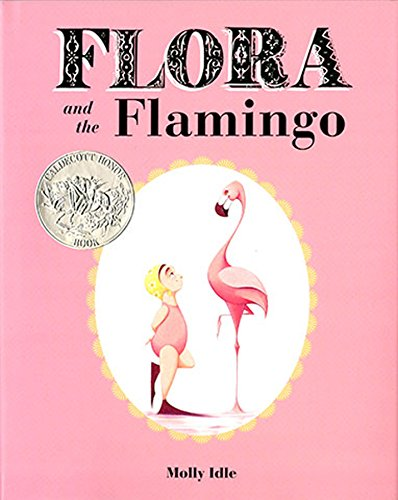 Flora and the Flamingo (Flora and Her Feathered Friends-books) from Chronicle Books