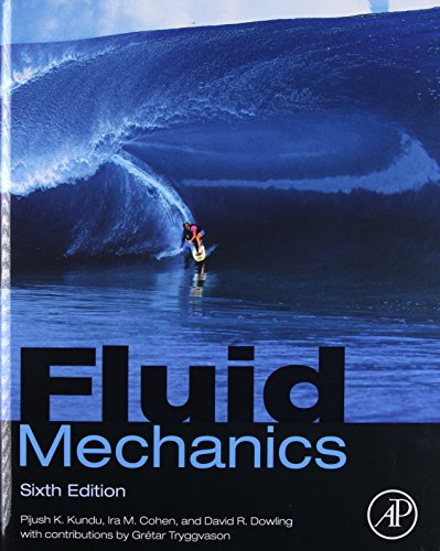 Fluid Mechanics from Academic Press