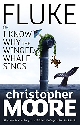 Fluke: Or, I Know Why the Winged Whale Sings from Orbit