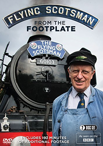 Flying Scotsman from the Footplate [DVD] from Spirit Entertainment Limited