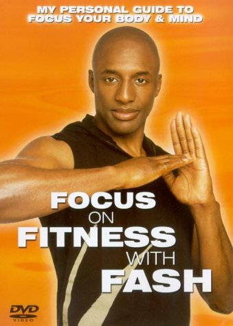 Focus on Fitness with Fash [DVD] from 2 Entertain Video