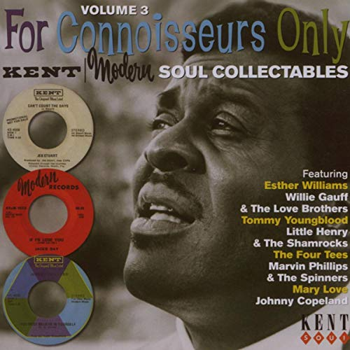 For Connoisseurs Only Vol.3 from KENT