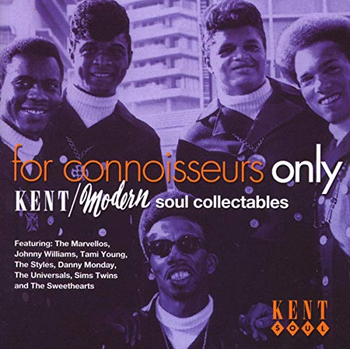 For Connoisseurs Only: KENT/Modern Soul Collectables from KENT