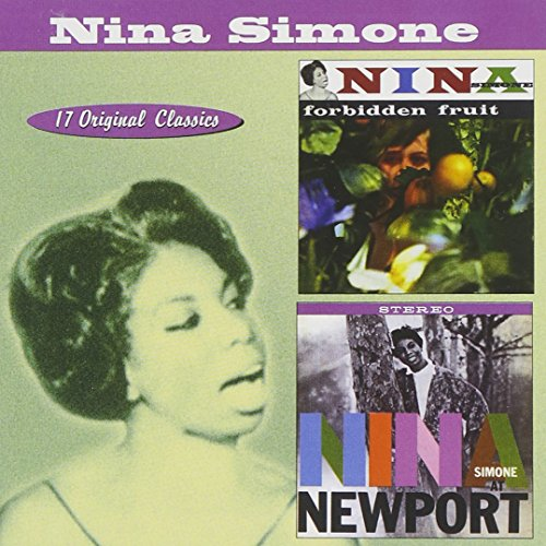Forbidden Fruit/Nina Simone at Newport from Collectables