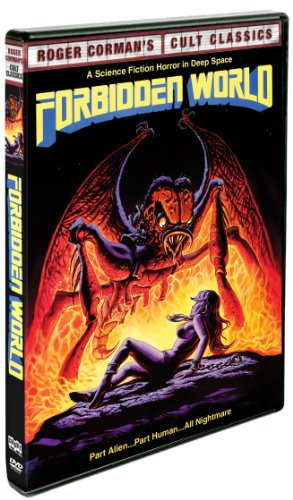 Forbidden World [DVD] [1982] [Region 1] [US Import] [NTSC] from Shout Factory
