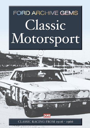 Ford Archive Gems - Classic Us Motorsport [DVD] [Region 1] [US Import] [NTSC] from Duke Marketing
