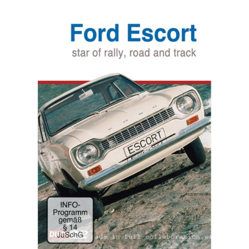 Ford Escort The Story - Star Of Rally, Road And Track [DVD] from Duke Video