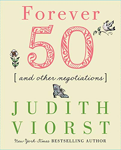 Forever Fifty and Other Negotiations from Simon & Schuster