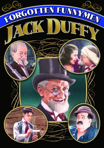 Forgotten Funnymen - Jack Duffy (DVD-R) (1920) (All Regions) (NTSC) (US Import) from Alpha Video