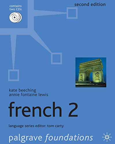 Foundations French 2 (Palgrave Foundation Series Languages) from Palgrave