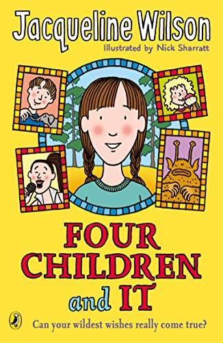 Four Children and It from Puffin