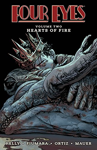 Four Eyes Volume 2: Hearts of Fire from Image Comics