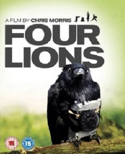 Four Lions [Blu-ray] from Studiocanal
