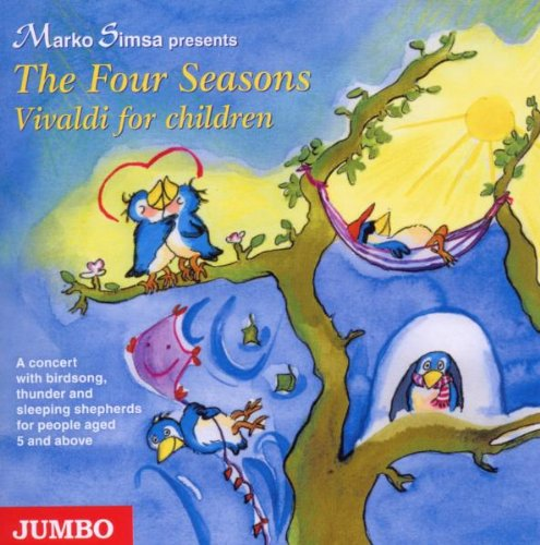 Four Seasons.Vivaldi for Children