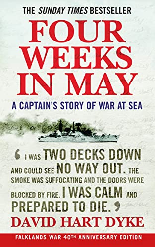 Four Weeks in May: A Captain's Story of War at Sea from Atlantic Books