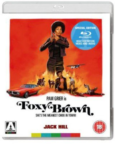 Foxy Brown [Blu-ray] from Arrow Video