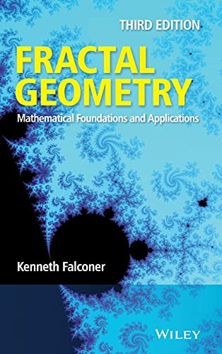 Fractal Geometry: Mathematical Foundations and Applications from Wiley-Blackwell