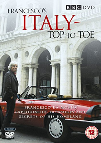 Francesco's Italy: Top to Toe [DVD] from 2entertain