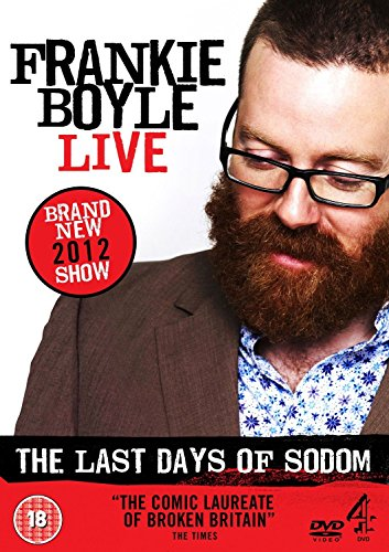 Frankie Boyle Live - The Last Days of Sodom [DVD] from Channel 4 DVD