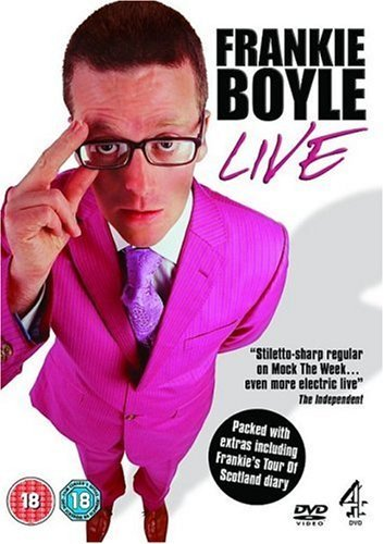 Frankie Boyle: Live [DVD] from Channel 4 DVD
