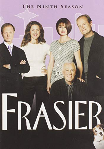 Frasier: Complete Ninth Season (4pc) (Full Dol) [DVD] [1994] [Region 1] [US Import] [NTSC] from Paramount Home Video