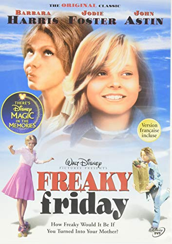 Freaky Friday [DVD] [1976] [Region 1] [US Import] [NTSC] from Walt Disney Studios Home Entertainment