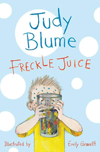 Freckle Juice from Macmillan Children's Books