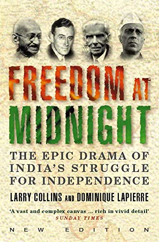 Freedom at Midnight from HarperCollins