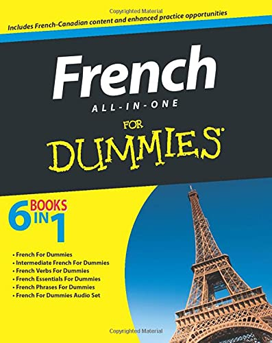 French All-in-One For Dummies: with CD from John Wiley & Sons Inc
