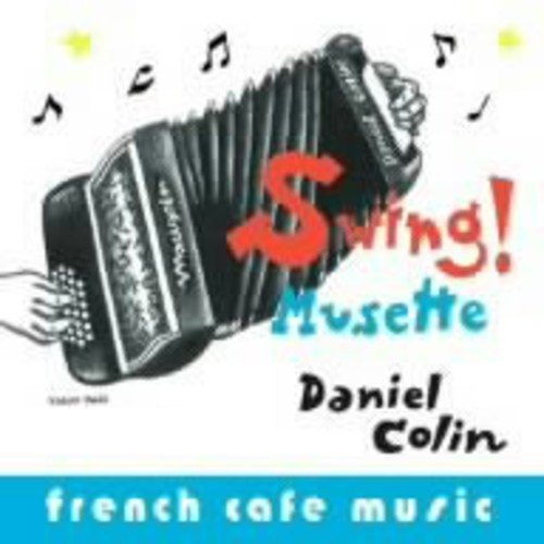 French Cafe Music-Swing!Musette