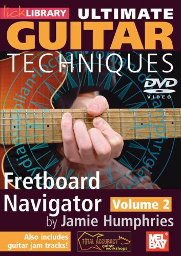 Fretboard Navigator Volume 2 For Guitar from Hal Leonard
