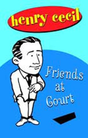 Friends At Court (Roger Thursby) from House of Stratus