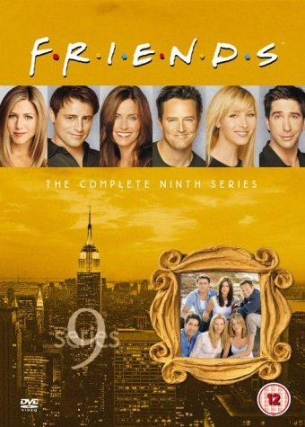 Friends: Complete Season 9 - New Edition [DVD] from Warner Home Video