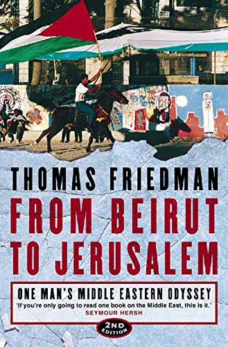 From Beirut to Jerusalem: One Man's Middle Eastern Odyssey from HarperCollins