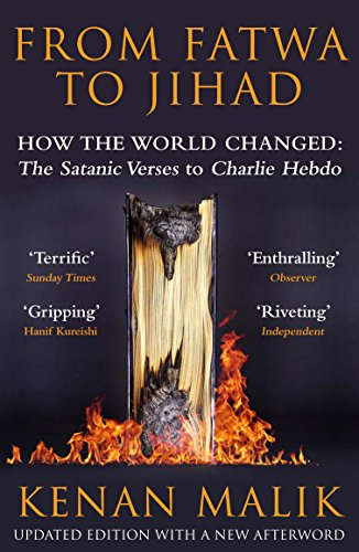 From Fatwa to Jihad: How the World Changed From the Satanic Verses to Charlie Hebdo from Atlantic Books
