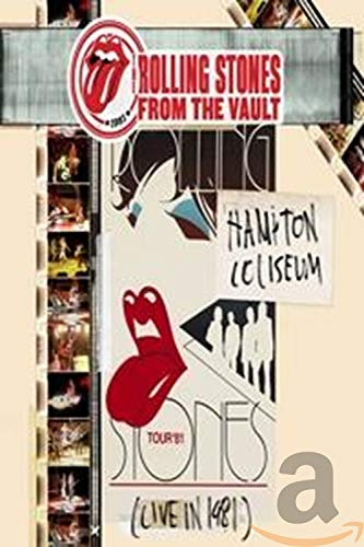 From The Vault - Hampton Coliseum - Live In 1981 [DVD+ 2CD] [2014] [NTSC] from Eagle Rock