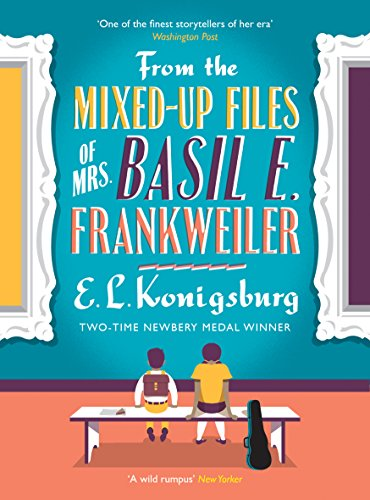 From the Mixed-Up Files of Mrs. Basil E. Frankweiler from Pushkin Children's Books