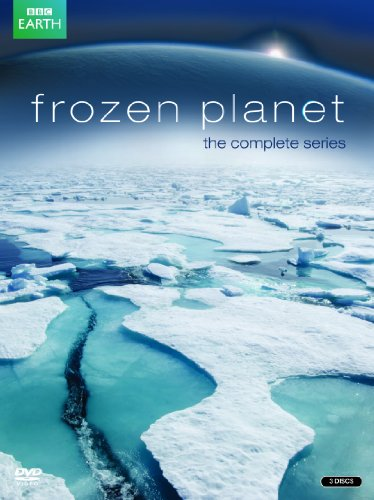 Frozen Planet - The Complete Series [DVD] from BBC