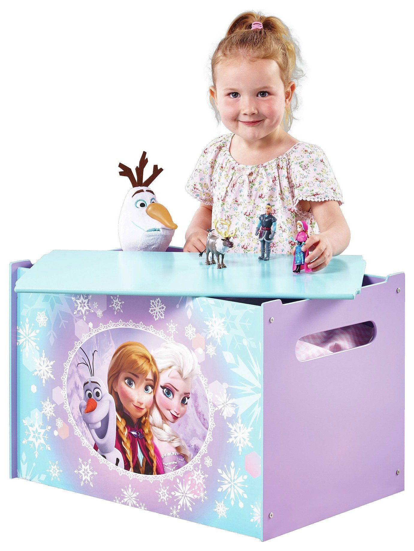 Frozen Toy Box from Disney Frozen