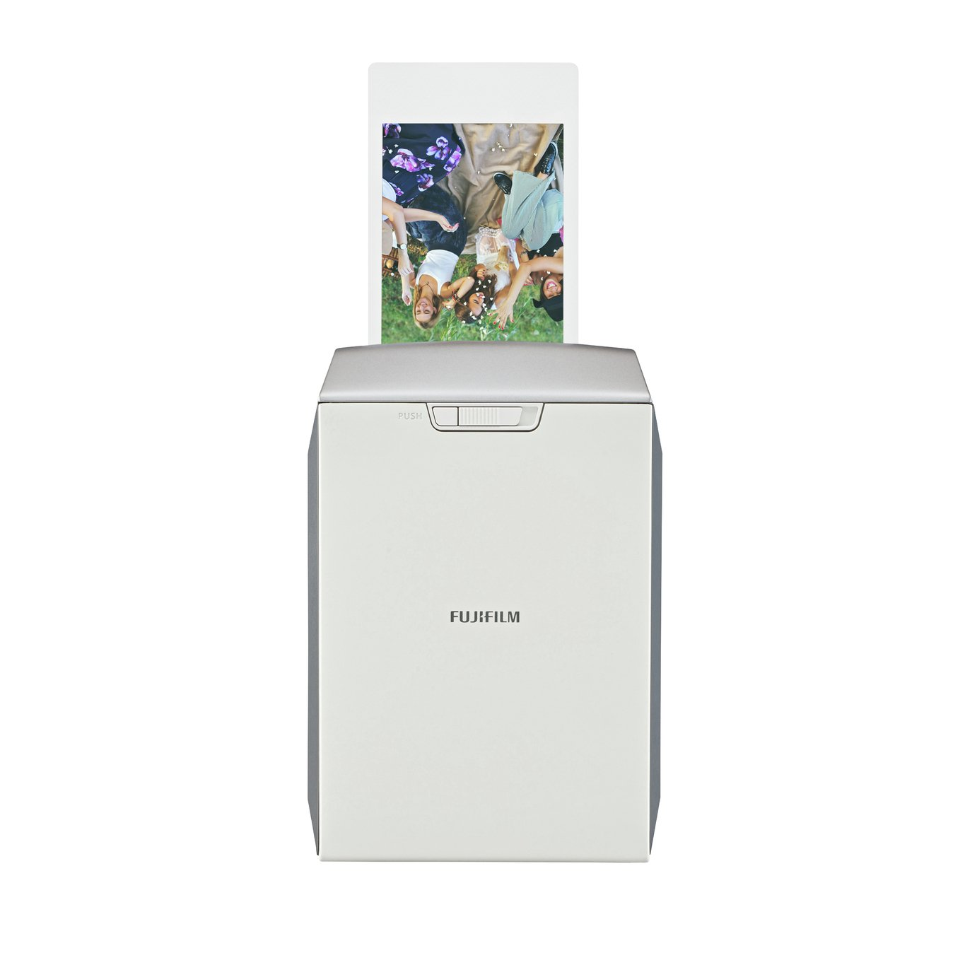 instax Share SP-2 Photo Printer with 10 shots - Silver from Instax Share