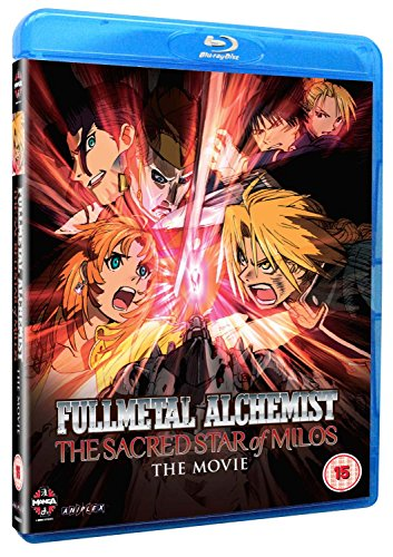 Full Metal Alchemist Movie 2: Sacred Star of Milos [Blu-ray] from Manga Entertainment