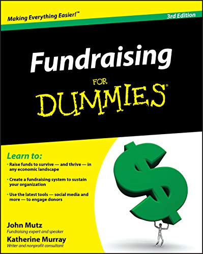 Fundraising For Dummies 3e from For Dummies
